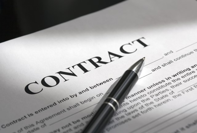 Save Time And Money With Standard Form Contracts
