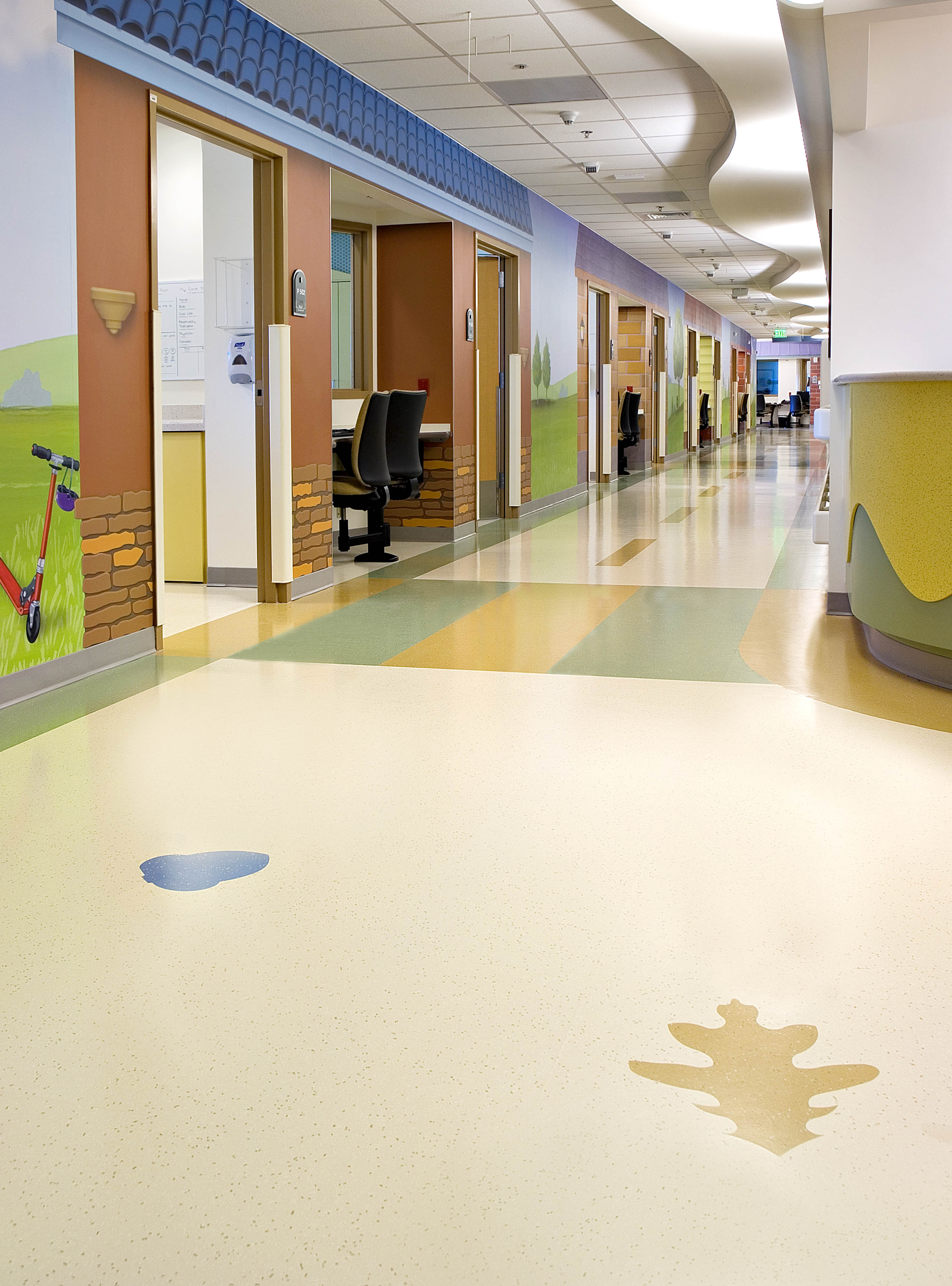 ... They Are Not Always Implemented With Occupant Comfort In Mind. Take  Acoustics For Exampleu2014many Facilities Choose Flooring Options That Are ...