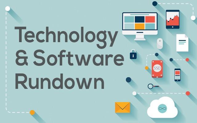 Technology and Software Rundown Week of Nov  14, 2016