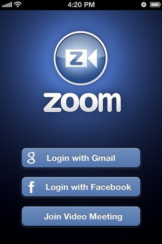 Review Zoom - A New Online Video Conferencing Service