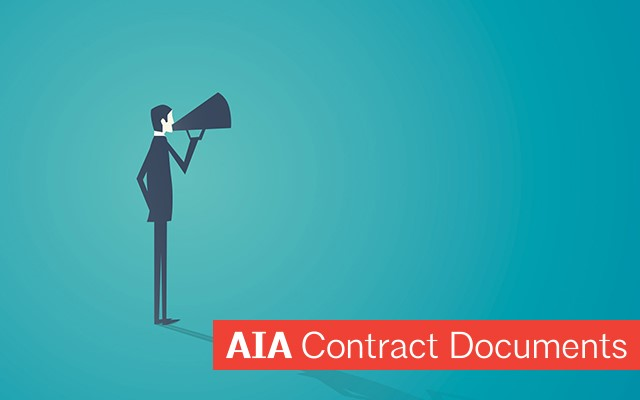 New 2017 AIA Contract Documents Insurance and Bonds Exhibit