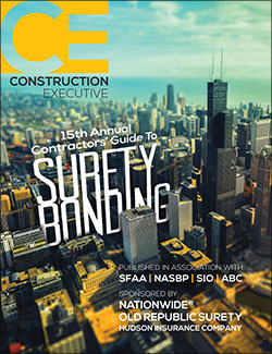 Construction Executive Digital Edition Directory of Surety Bonding Professionals